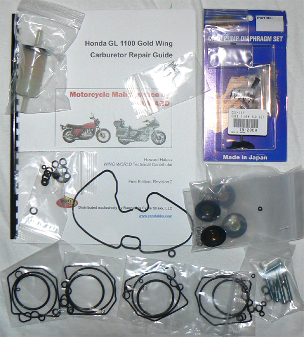 3-Cycle Parts Pictures