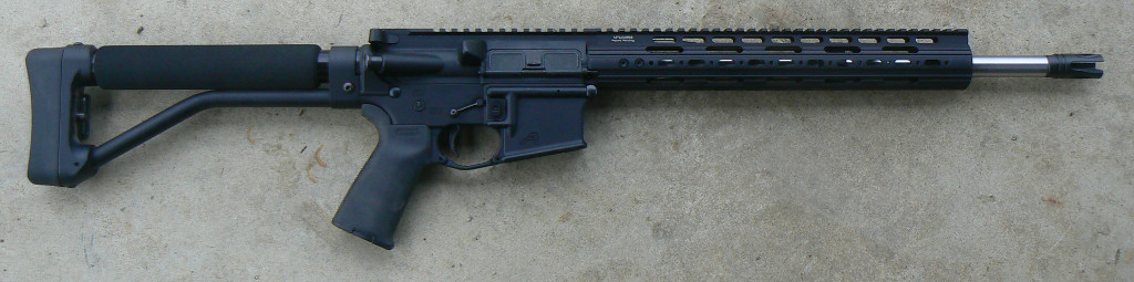 Help: Lighten the weight on my AR [Archive] - Home of the